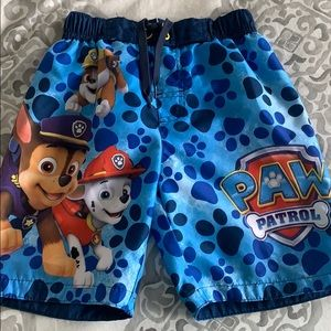 Boys 5/6 Swimming Trunks